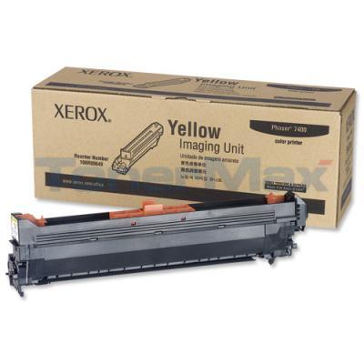 XEROX PHASER 7400 IMAGING UNIT YELLOW